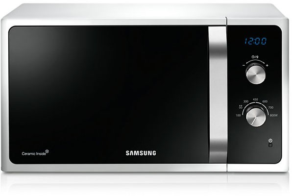 Samsung MS23F301EAW Agency Model Microwave