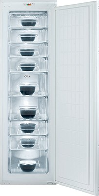 CDA FW881 Integrated In Column Freezer