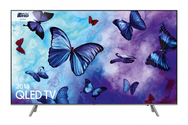 Samsung QE55Q6FNATXXU Euronics Agency Model LED TV