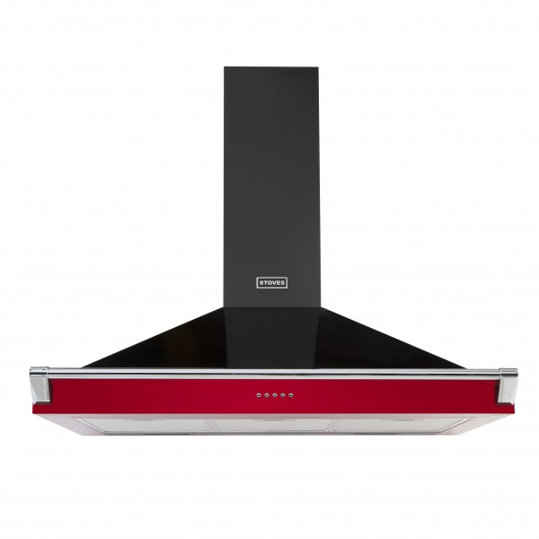 Stoves 900 Richmond CH Rail MK2 Hja Cooker Hood