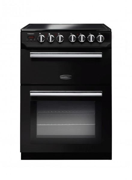 Rangemaster Professional Plus 60CER Black 10729 Electric Cooker