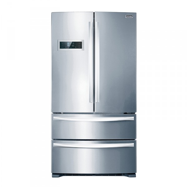 Stoves FD90 Sta American Style Fridge Freezer
