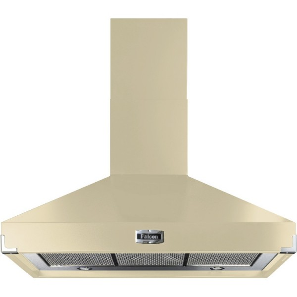 Falcon 1092 Superextract Cream Brass 90840 Cooker Hood