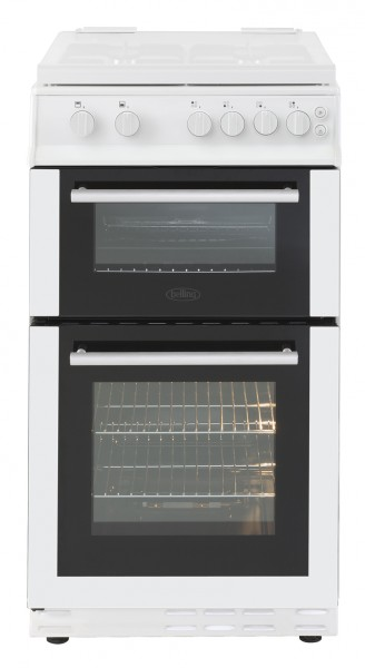 Belling FS50GDOL Whi Gas Cooker