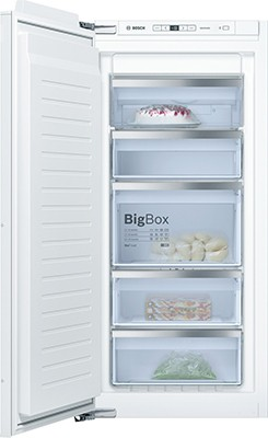 Bosch GIN41AE30G Integrated In Column Freezer