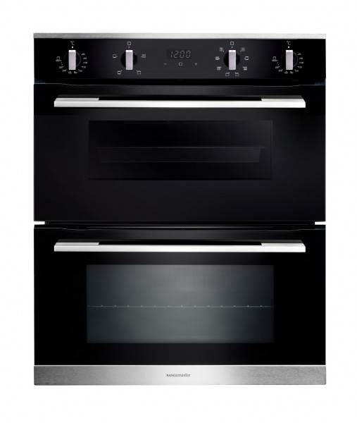 Rangemaster 11218 RMB7248BL/SS Double Oven Electric