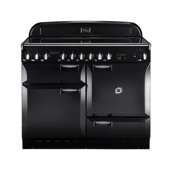 Rangemaster Elan 110CER Black 75180 Electric Range Cooker
