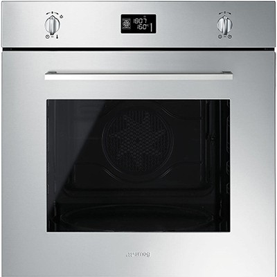 Smeg SFP496XE Single Oven Electric