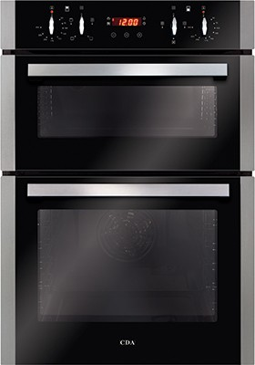 CDA DC940SS Double Oven Electric
