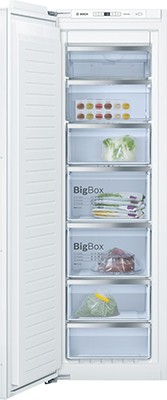 Bosch GIN81AE30G Integrated In Column Freezer