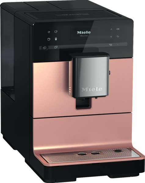Miele CM5510 Rose Gold Coffee Machine
