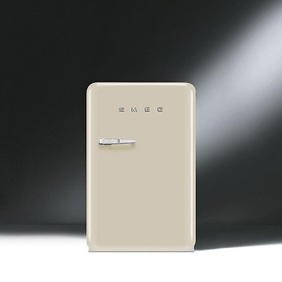 Smeg FAB10RP Fridge With Ice Box