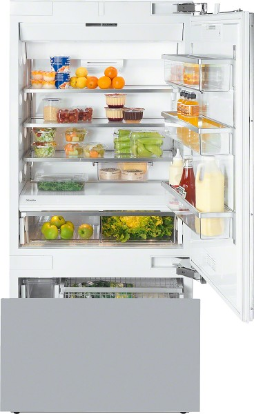 Miele KF1901 vi lhh Integrated Fridge Freezer