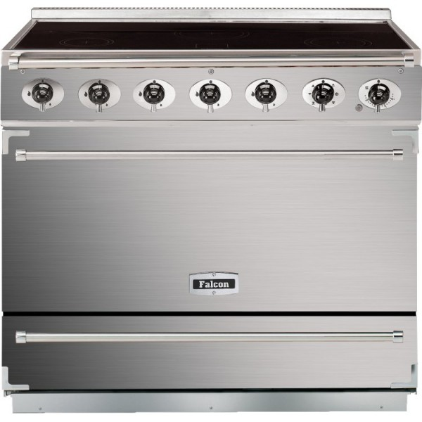 Falcon 900S IND SS Chrome 89990 Electric Range Cooker