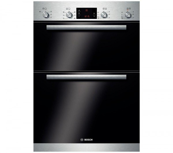 Bosch HBM43B150B Double Oven Electric