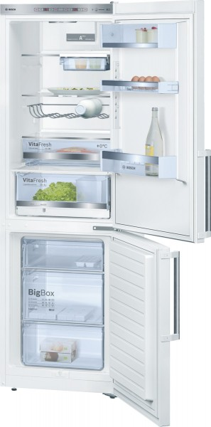 Bosch KGE36BW41G Fridge Freezer