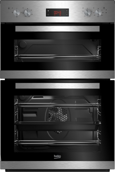 Beko CDF22309X Agency Model Double Oven Electric