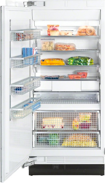 Miele F1911 vi lhh Integrated In Column Freezer