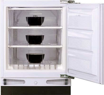 CDA FW381 Integrated Under Counter Freezer