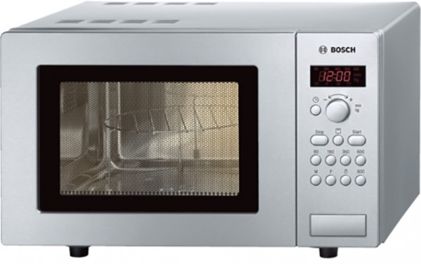Bosch HMT75G451B Agency Model Microwave With Grill