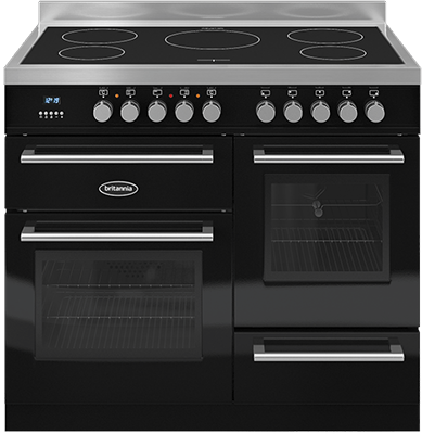 Britannia RC-10XGI-QL-K Electric Range Cooker