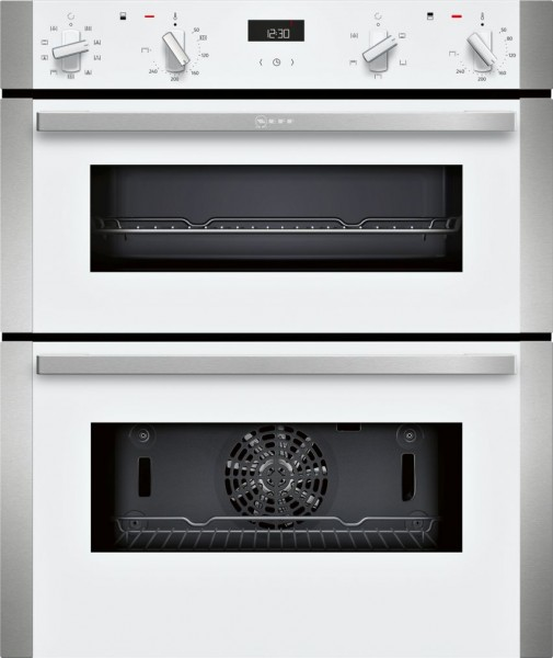 Neff J1ACE2HW0B Double Oven Electric