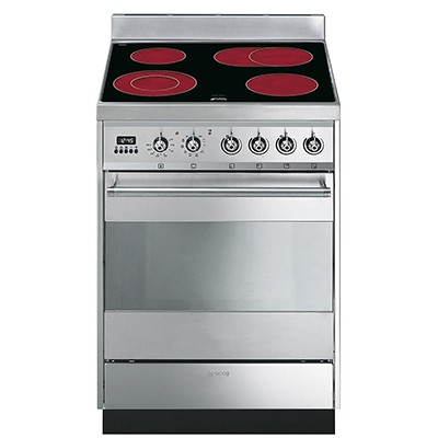 Smeg SY6CPX8 Electric Cooker