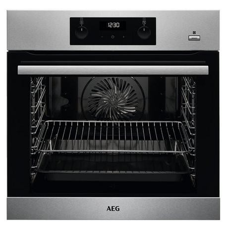 AEG BES255011M Agency Model Single Oven Electric
