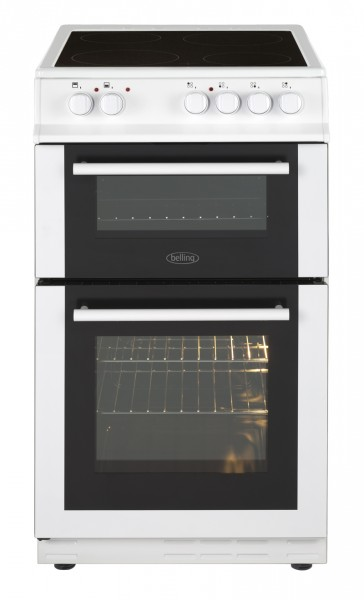 Belling Appliances Ltd FS50EDOFC Whi Agency Model Electric Cooker