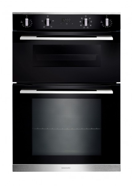 Rangemaster 11220 RMB9048BL/SS Double Oven Electric