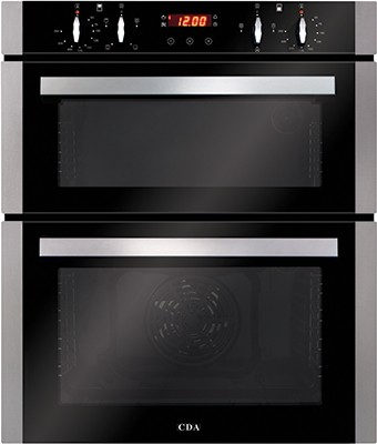 CDA DC740SS Double Oven Electric