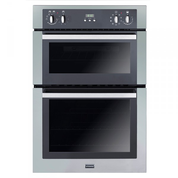 Stoves SEB900MFS SS Double Oven Electric