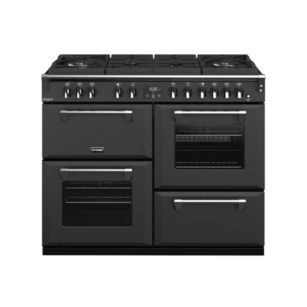 Stoves Richmond Deluxe S1100DF GTG CB Ant Dual Fuel Range Cooker