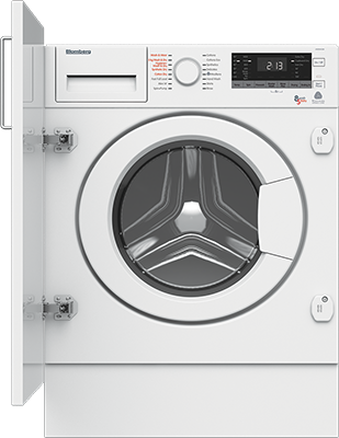 Blomberg LRI285410W Agency Model Integrated Washer Dryer