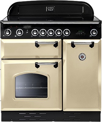 Rangemaster Classic 90CER Cream 68370 Electric Range Cooker