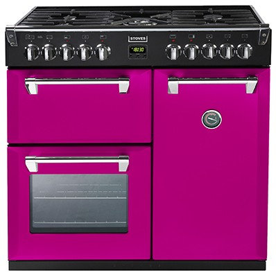 Stoves Richmond 900DFT CB Fbu Dual Fuel Range Cooker