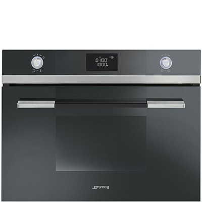 Smeg SF4120MCN Integrated Combination Microwave