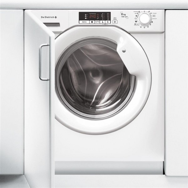 De Dietrich DLZ814I Integrated Washing Machine