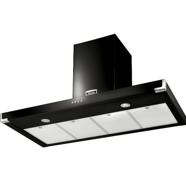 Falcon 1100 Super Flat Black 92930 Cooker Hood