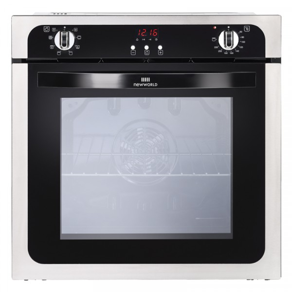 New World NW602MF STA Single Oven Electric