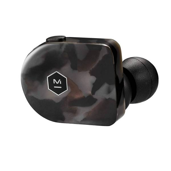 MW07 True Wireless Earphones in Grey ront view
