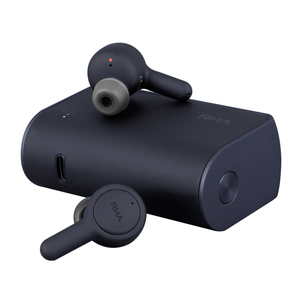 RHA TrueConnect 2 True Wireless Earphones in Navy Blue