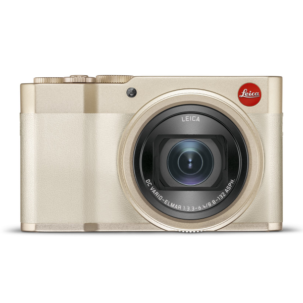 Leica C-Lux Digital Compact Camera in Light Gold