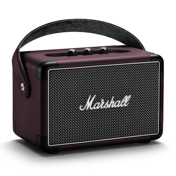 Marshall Kilburn II Portable Speaker in Burgundy