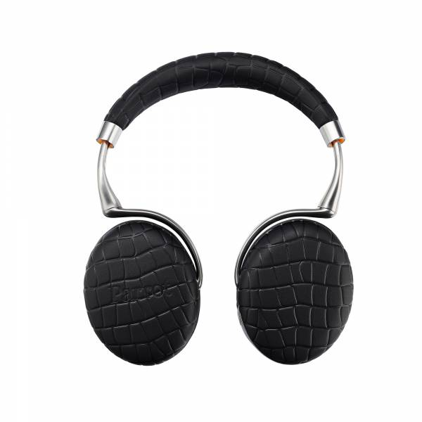 Parrot Zik 3 in Black Croc front facing