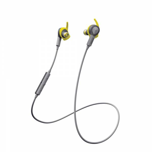 Jabra Sport Coach In-Ear Earphones in Yellow