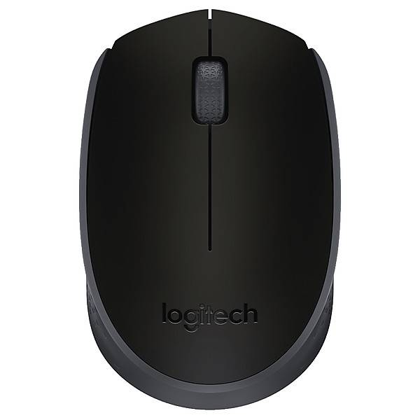 Logitech M171 Black Mouse Hero Image