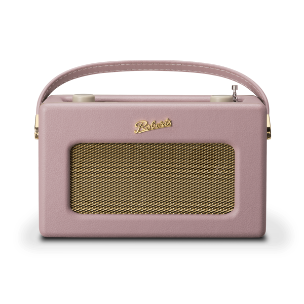 Roberts Revival iStream 3 DAB+/FM Internet Smart Radio in Dusky Pink