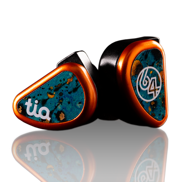 64 Audio Tia Fourté 4-Driver In-Ear Monitors