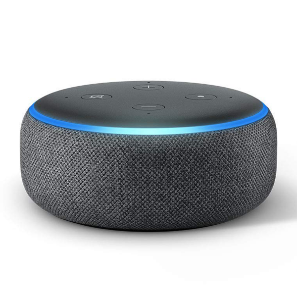 Amazon Echo Dot 3rd Gen Smart Speaker in Black